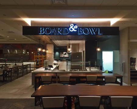 Board & Bowl