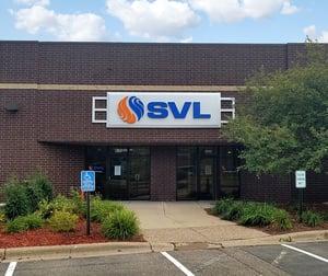 SVL Wall Sign