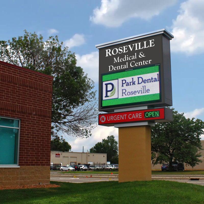 roseville medical and dental center