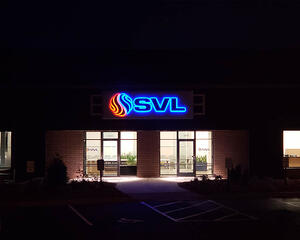 SVL - LED Halo Letters