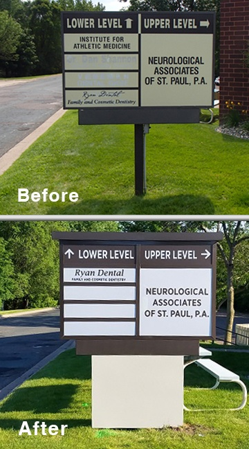 4 Reasons You Should Renovate Your Old Monument Sign