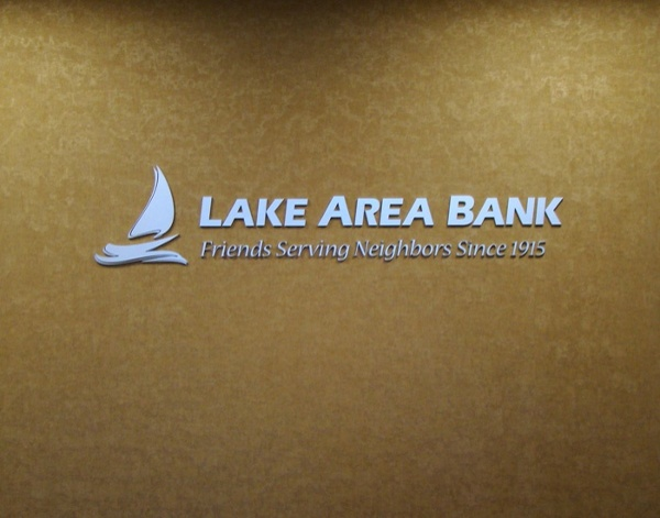 Example of logo signs designed by Spectrum Signs