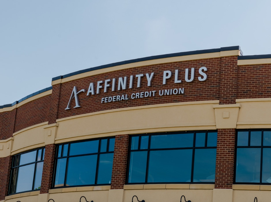 Affinity Plus Federal Credit Union wall Mount Plaques