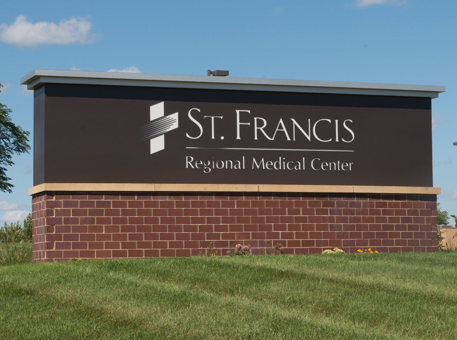 Medical Office Signs   Hospital Signs   Spectrum Signs