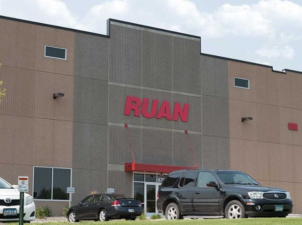 Example of industrial signage ideas from Spectrum Signs