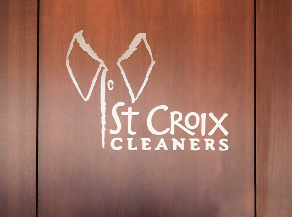 Example of interior logo sign ideas from Spectrum Signs